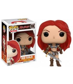 Red Sonja: Pop! Red Sonja...