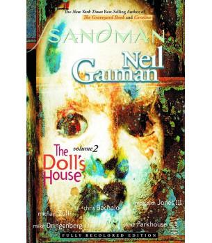 The Sandman: The Doll's...