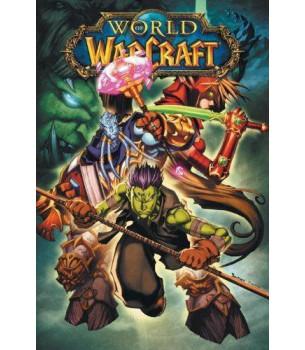 World of Warcraft: Book 4 HC