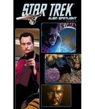 Star Trek: Alien Spotlight...