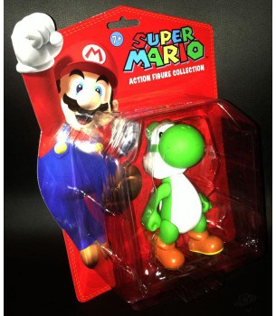 Super Mario: Green Yoshi 5...