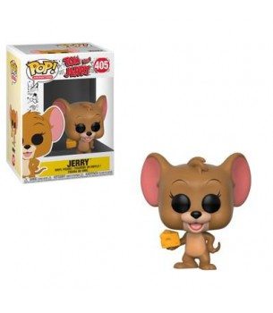 Tom & Jerry: Pop! Jerry...