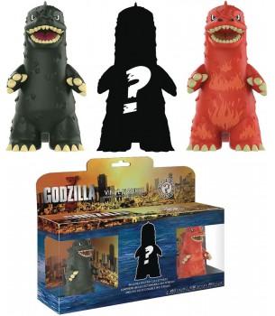 Godzilla: Mystery Mini...