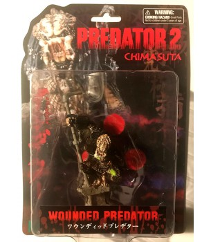 Predator 2: Wounded...