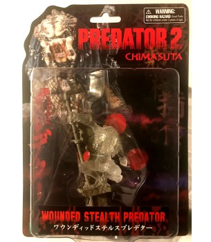 Predator 2: Wounded Stealth...