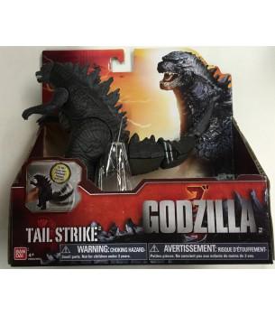 Godzilla 2014: Tail Strike...