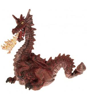 Dragons: Rode Vuur Draak...