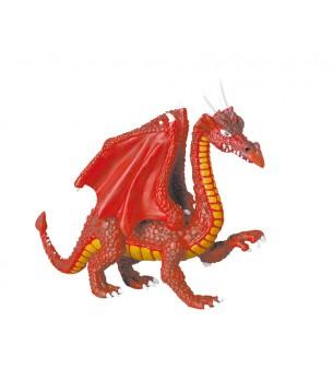 Dragons: Rode Draak PVC Figure