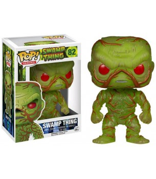 Swamp Thing: Pop! Swamp...
