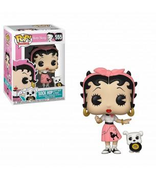 Betty Boop: Pop! Sock Hop...