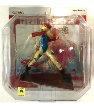 Street Fighter: Capcom...