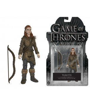 Game of Thrones: Ygritte 4...