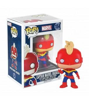 Captain Marvel: Pop!...