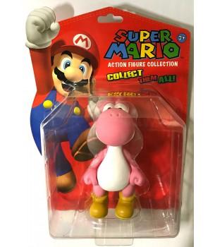 Super Mario: Pink Yoshi 5...