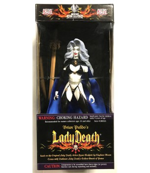 Lady Death: 12 inch Action...