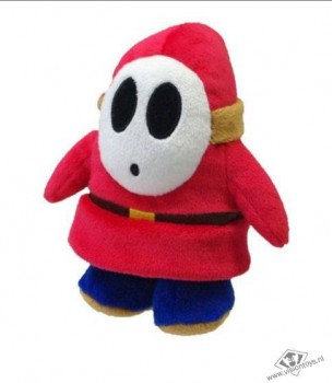 Super Mario: Shy Guy Plush