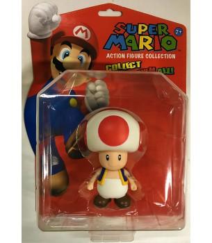Super Mario: Toad 4 inch...