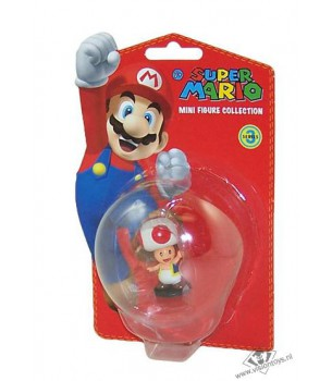 Super Mario: Toad Mini Figure