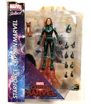 Marvel Select: Star Force...