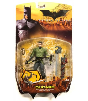 Batman Begins: Ducard...