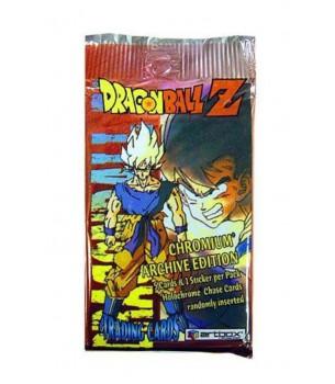 Dragonball Z: Trading Cards...