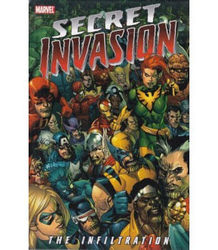 Marvel: Secret Invasion The...