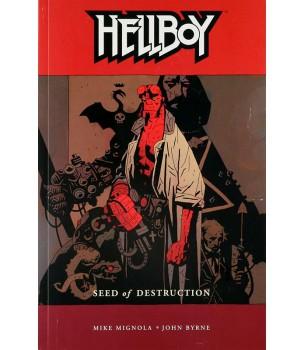 Hellboy: Seed of...