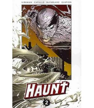 Haunt TPB Volume 2