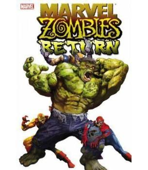 Marvel Zombies Return TPB
