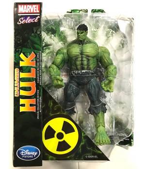 Marvel Select: Unleashed Hulk