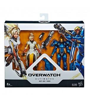 Overwatch Ultimates: Mercy...