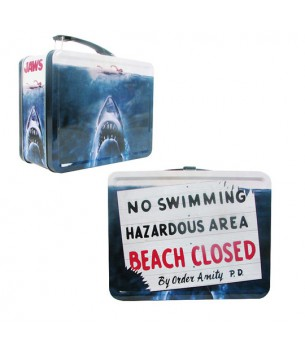 Jaws: Retro Style Tin Lunch...