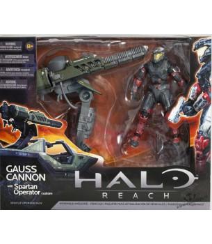 Halo Reach: Gauss Cannon...