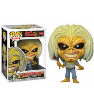Iron Maiden: Pop! Killers...