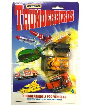 Thunderbirds: Recovery...
