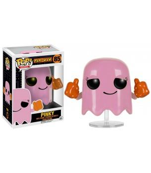 Pac-Man: Pop! Pinky Pink...