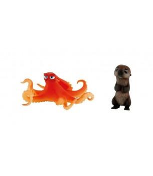 Finding Dory: Henk & Otter...