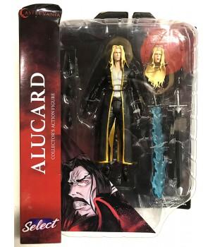 Castlevania: Select Alucard...