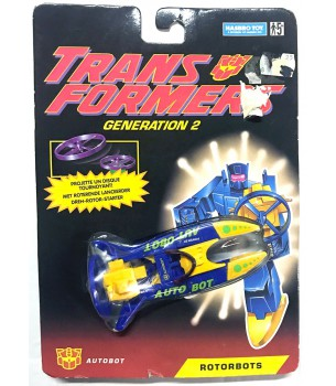 Transformers G2: Rotorbots...