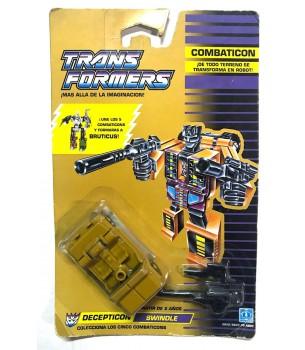 Transformers G1: Combaticon...