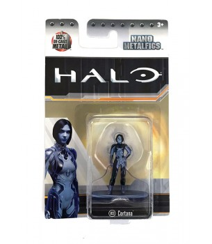 Halo: Cortana Metalfigs...