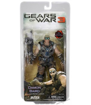 Gears of War 3: Damon Baird