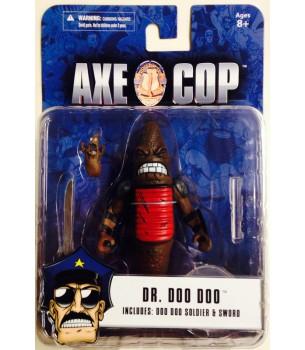 Axe Cop: 4 inch Dr. Doo Doo...