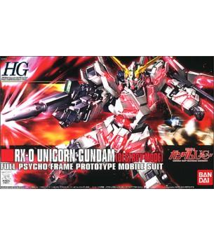 Gundam: 1/144 HG RX-0...