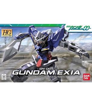 Gundam 00: 1/144 HG Exia