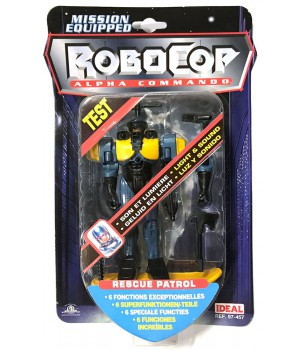 Robocop Alpha Command:...