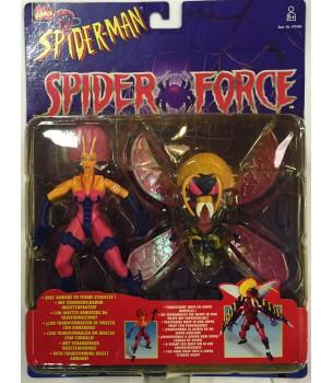 Spider-Man Spider Force:...