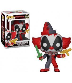 Deadpool: Pop! Clown...