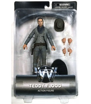 Westworld: Teddy Flood...