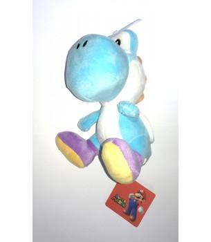 Super Mario: Blue Yoshi 18...